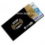 PacSafe RFIDsleeve 25 防盜信用卡套RFID blocking credit sleeve (2 pack