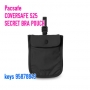 *8折 Pacsafe COVERSAFE S25 SECRET BRA POUCH 黑色