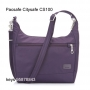 Pacsafe Citysafe CS100 防盜斜肩袋(細) travel handbag - MULBERRY
