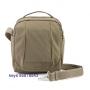 Pacsafe Metrosafe LS200 anti-theft shoulder bag - EARTH KHAKI