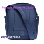 Pacsafe Metrosafe LS200 anti-theft shoulder bag - DEEP NAVY