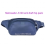 Pacsafe Metrosafe LS120 防盜腰包 anti-theft hip pack - DEEP NAVY
