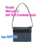 Pacsafe Metrosafe X Anti-Theft Crossbody Pouch 藍色