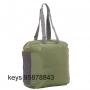 Pacsafe Pouchsafe PX25 3折 Anti-Theft Packable Tote - olive khaki
