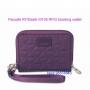 Pacsafe RFIDsafe W100 防盜銀包RFID blocking wallet - MULBERRY