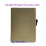 Pacsafe RFIDsafe TEC slider wallet - UTILITY