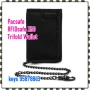 *8折 Pacsafe RFIDsafe Z50 RFID Blocking Trifold Wallet 黑色