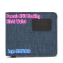 Pacsafe RFIDsafe RFID Blocking Bifold Wallet 藍色