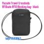 85折 Pacsafe RFIDsafe RFID Blocking Travel Crossbody - black