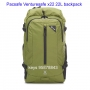 Pacsafe Venturesafe X22 防盜背囊 adventure backpack - oliver green