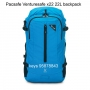 Pacsafe Venturesafe X22 防盜背囊 藍色backpack - hawaiian blue