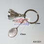 SPORTS KEY CHAIN - 3D Sports Badminton
