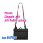 *75折 Pacsafe Slingsafe LX 50 防盜小肩包anti-theft mini cross body bag