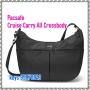 *8折 Pacsafe Cruise Anti-Theft Carry All 16L Crossbody 黑色