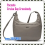 *8折 Pacsafe Cruise Anti-Theft All Day 8L Crossbody 啡色