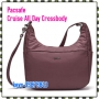 *8折 Pacsafe Cruise Anti-Theft All Day 8L Crossbody 紅色