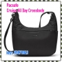 Pacsafe Cruise Anti-Theft All Day 8L Crossbody 黑色