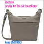 *8折 Pacsafe Cruise Anti-Theft On The Go 2L Crossbody 啡色