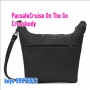 85折 Pacsafe Cruise Anti-Theft On The Go 2L Crossbody 黑色
