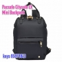 Pacsafe Citysafe CX Anti-Theft Mini Backpack - black