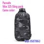 *  85折 Pacsafe Vibe 325 Anti-Theft Sling Pack -camo