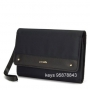 Pacsafe RFIDsafe RFID Blocking Clutch Wallet - black