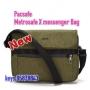 *new Pacsafe Metrosafe X-Messenger bag 斜肩包 - 綠色