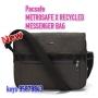 *new Pacsafe Metrosafe X-Messenger bag 斜肩包 - 灰色