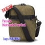 *new Pacsafe Metrosafe X-vertical bag 中斜肩包 - 綠色