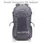 Pacsafe Venturesafe X34 34L anti-theft hiking backpack 黑色
