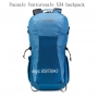 Pacsafe Venturesafe X 34L anti-theft hiking backpack 藍色